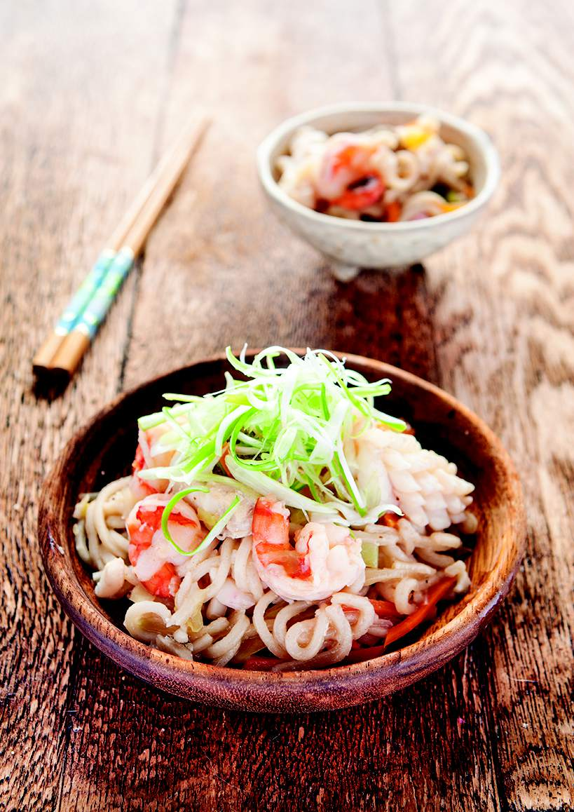 Seafood Chow Mein Recipe