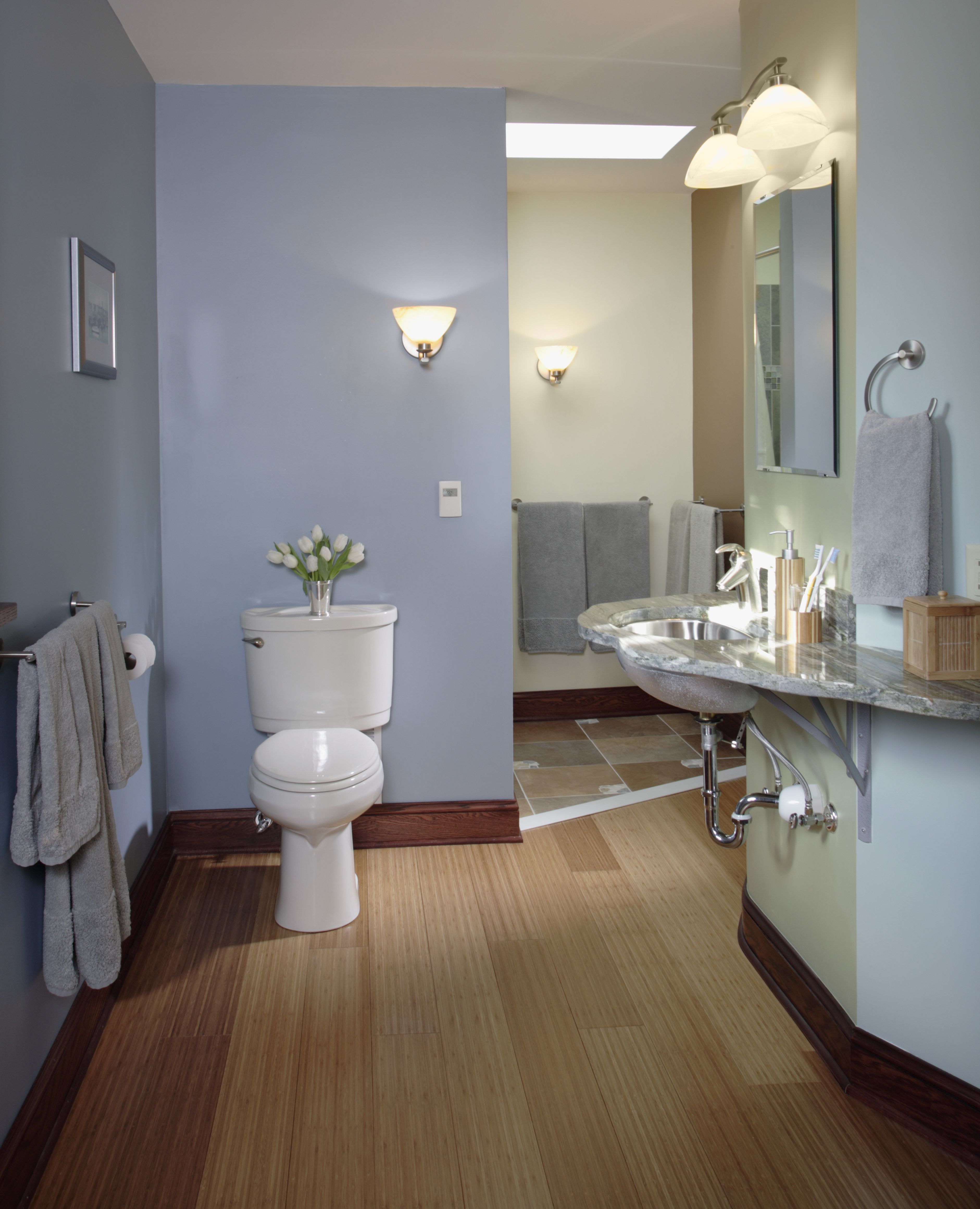 How to install a soap dish on ceramic tile how to install a basement bathroom tile flooring doublecrazyfo Images