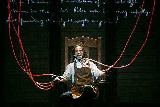 Constantine Maroulis in Jekyll & Hyde