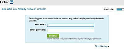 how to create a linkedin account for my company