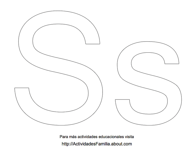 Dibujos para colorear para preescolares