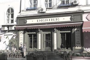 Restaurant on Langerovskaya Street, Odessa