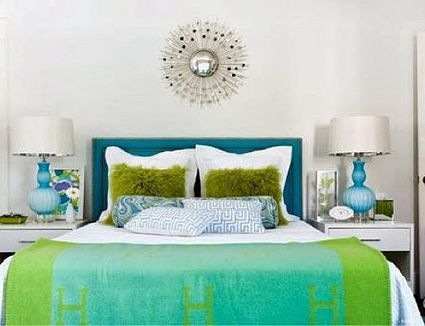 Looking for a Failproof Bedroom Color Scheme  Here It Is. Blue Bedroom Decorating Tips and Photos
