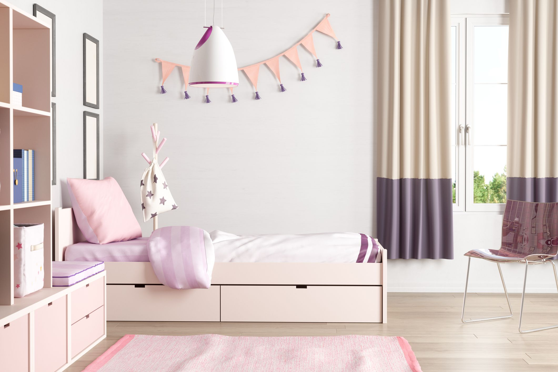 Budget Decorating Ideas For Teenage Bedrooms: how to decorate a teenage room