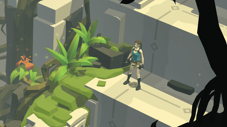 Lara Croft GO Apple Game of the Year