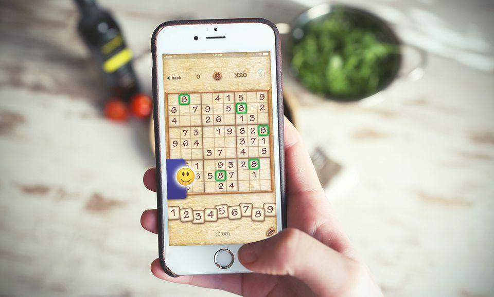 Sudoku 2 by Finger Arts