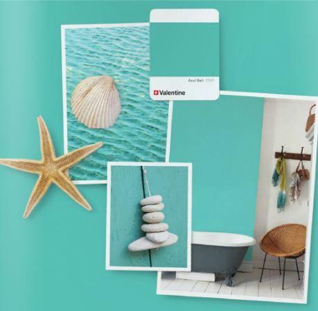 Muebles en color turquesa atrevidos y muy decorativos for Paredes azul turquesa