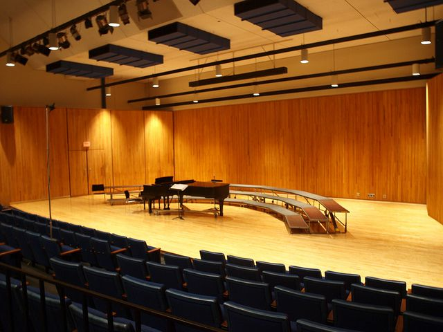 University of Minnesota Morris Recital Hall