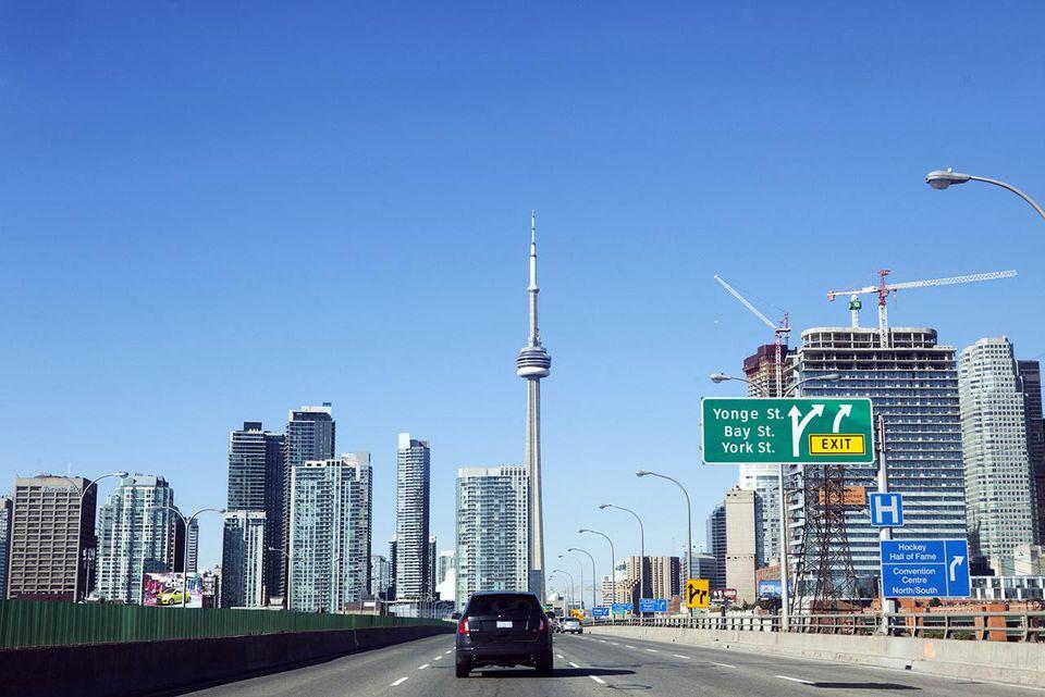 Highway to Toronto