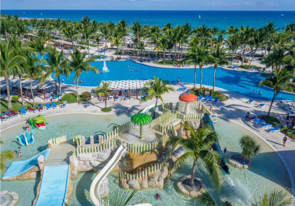 Best AllInclusive Family Resorts On The Riviera Maya - All inclusive family resorts caribbean