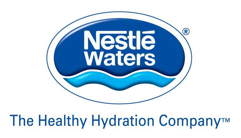 Nestle Waters company logo