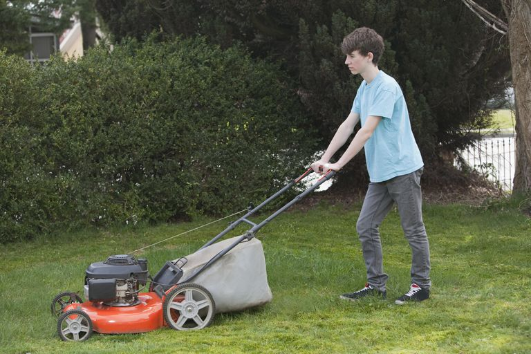 Resist the temptation to nag your teen to do his chores.