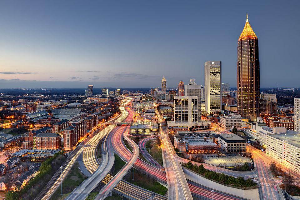 Atlanta Géorgie