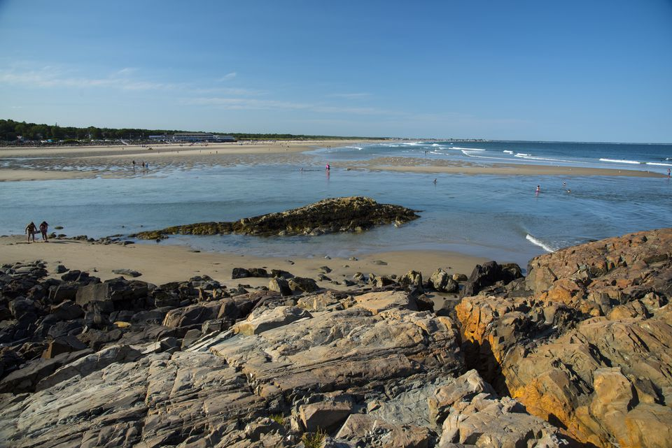 Marginal Way in Ogunquit, Maine