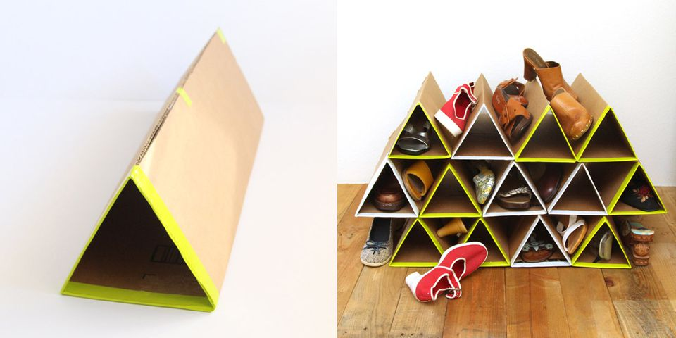 furniture cardboard. cardboard shoe rack furniture i