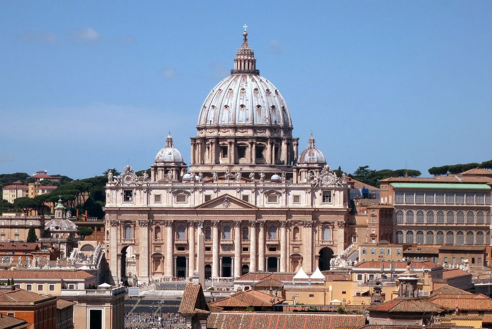 Saint Peter's Basilica photo