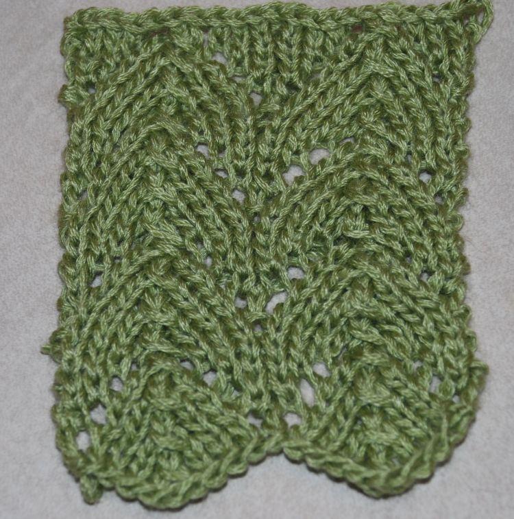 Horseshoe Lace