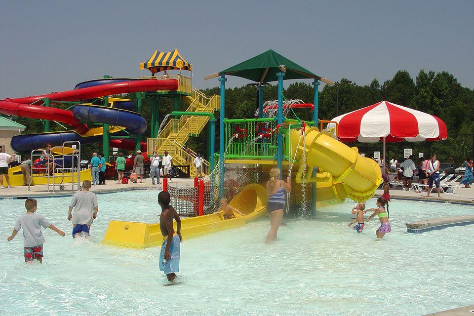 Atlanta Area Water Parks And Aquatic Centers