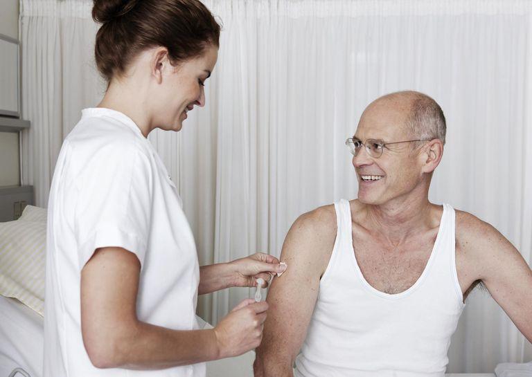 Vaccinations and Rheumatoid Arthritis
