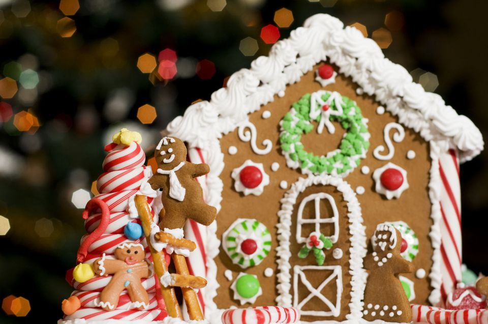 Structural Gingerbread House Dough Recipe