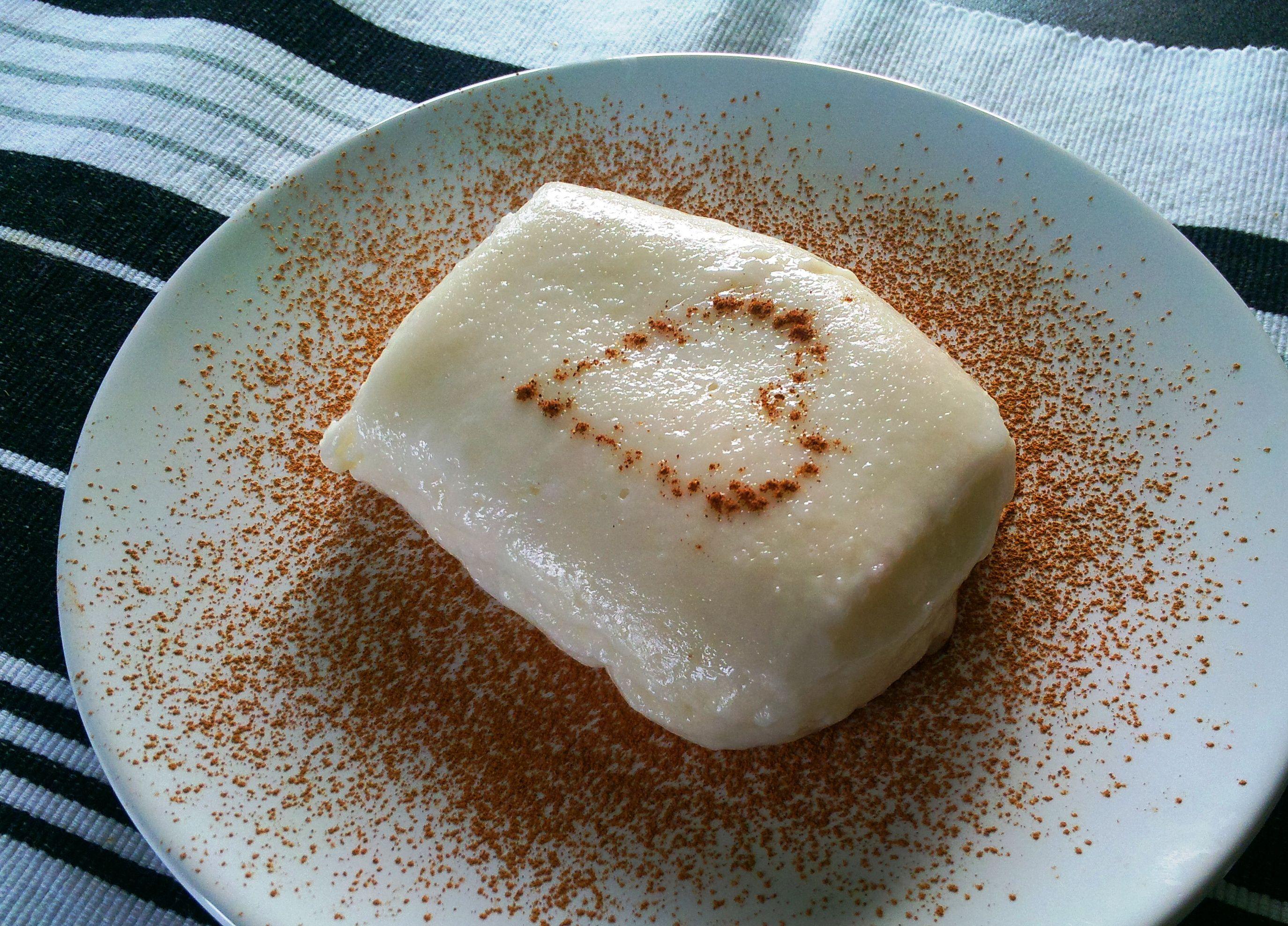 Turkish Chicken Breast Pudding Recipe