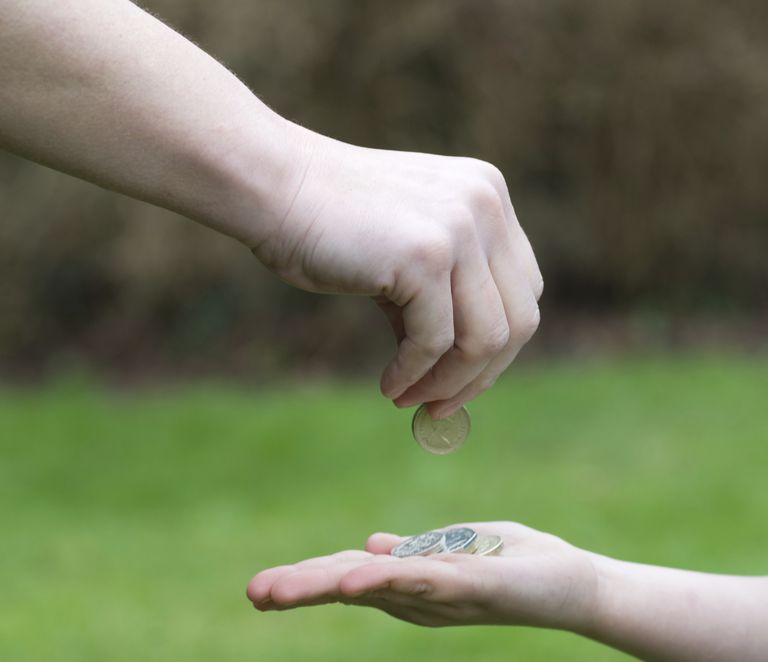 create a token economy system to improve child behavior