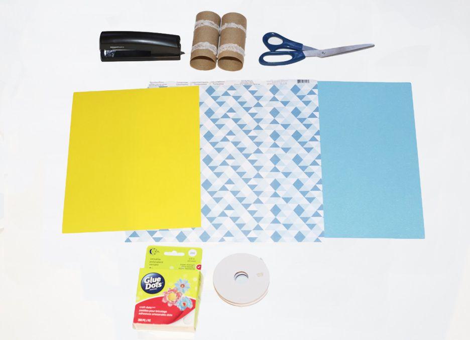 how to make rice paper lanterns