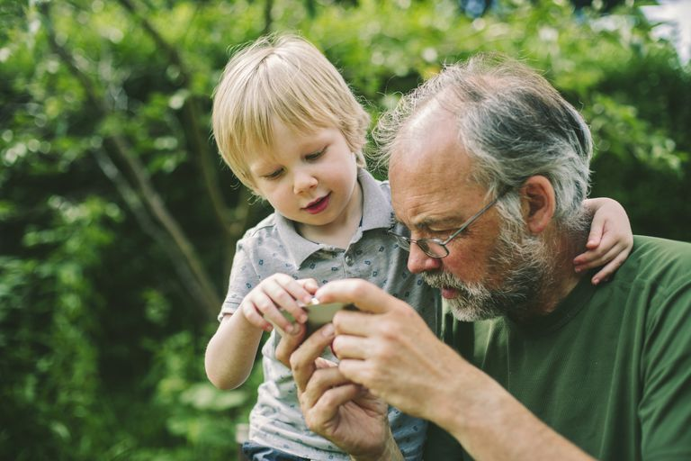 Child and Grandparent