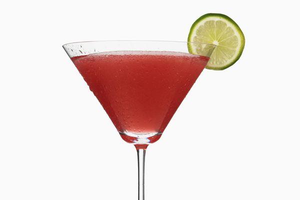 Sugar-Free Cosmopolitan cocktail