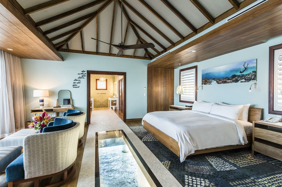 9 Overwater Bungalows Open At Sandals Grande St Lucian: Living The Caribbean Luxe Life At Sandals' Overwater Villas