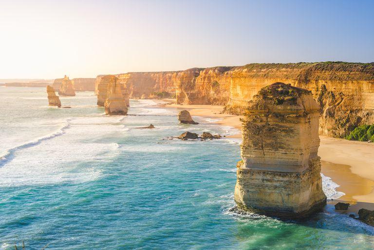 The Twelve Apostles, Australia.