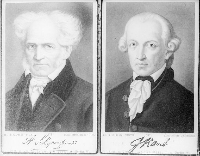 Immanuel Kant, German Philosopher (1724-1804)