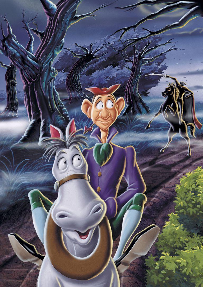 10 Classic Cartoons for Halloween
