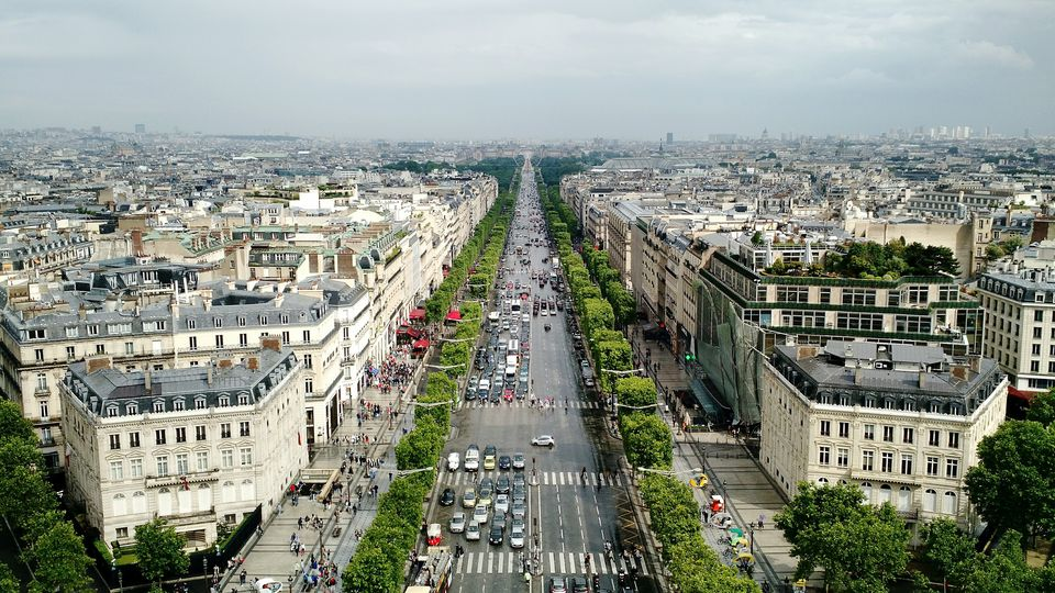 Where to Get the Best Views Over Paris