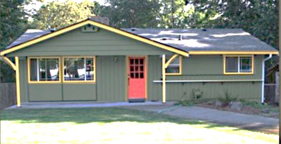 exterior house paint colors green yellow color combinations for ranch style homes ideas home brick houses