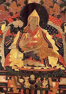 Kelzang Gyatso, the 7th Dalai Lama