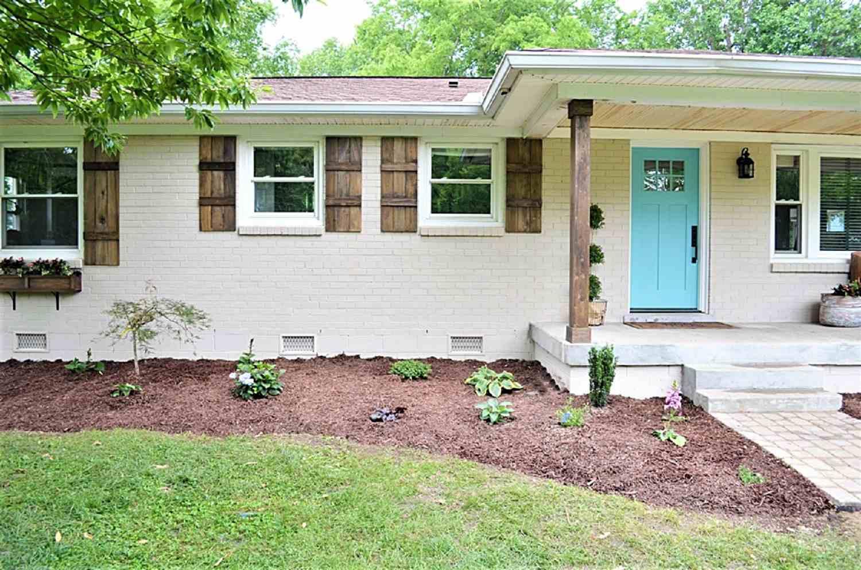10 Inspiring Exterior House Paint Color Ideas