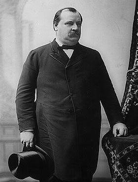 Grover Cleveland - Twenty-Second and Twenty-Fourth President of the United States