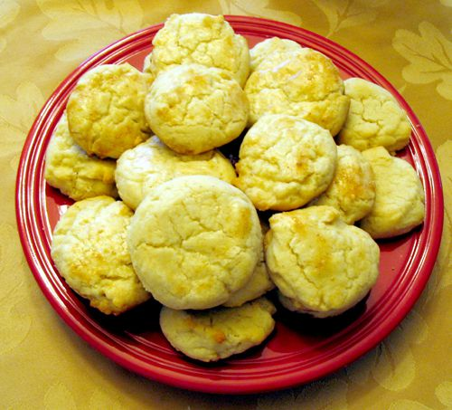 Mantecados - Spanish Crumble Cakes