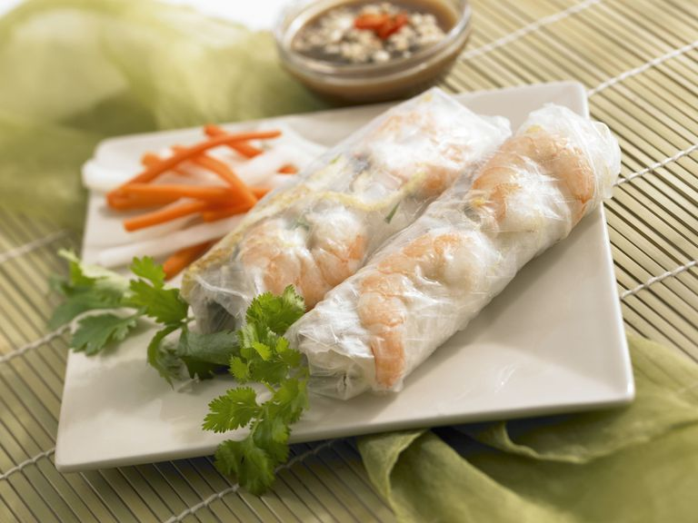 healthy Vietnamese food