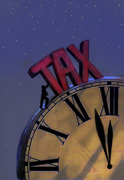 Partnership tax return due date in Sydney