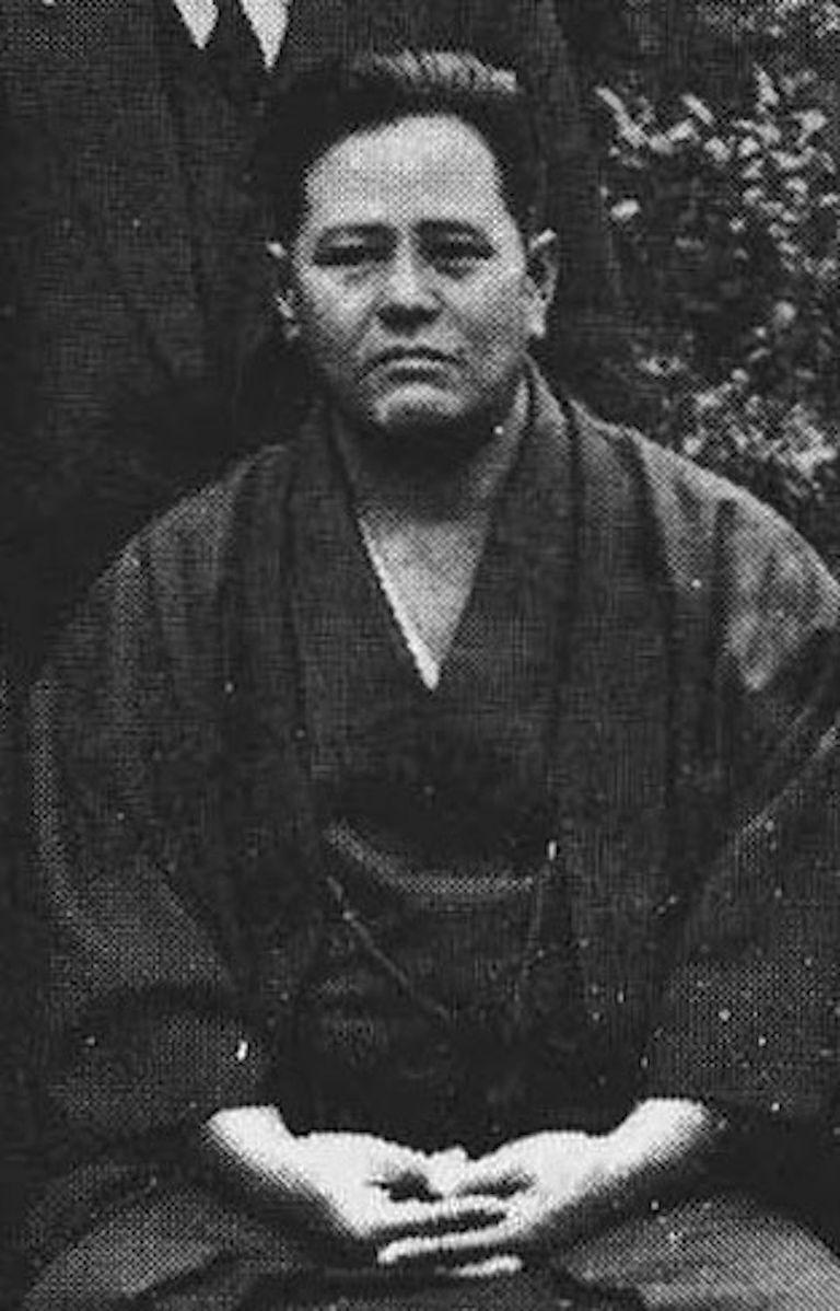 Gōjū-ryū founder Chōjun Miyagi