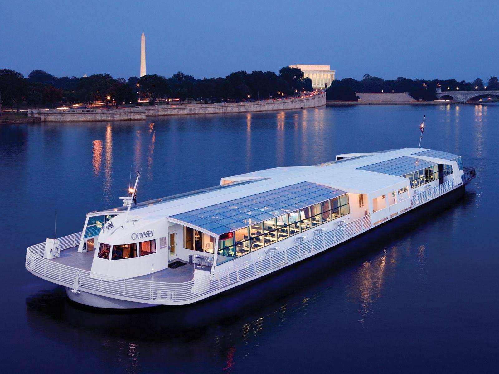 Odyssey Cruise Review Washington Dc