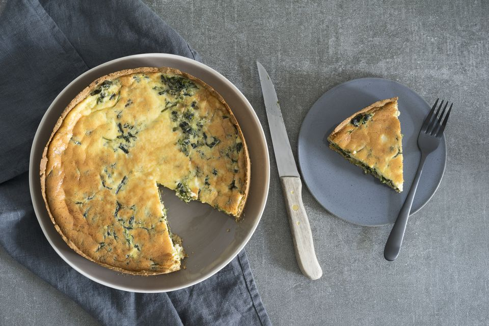 how to make a simple quiche filling