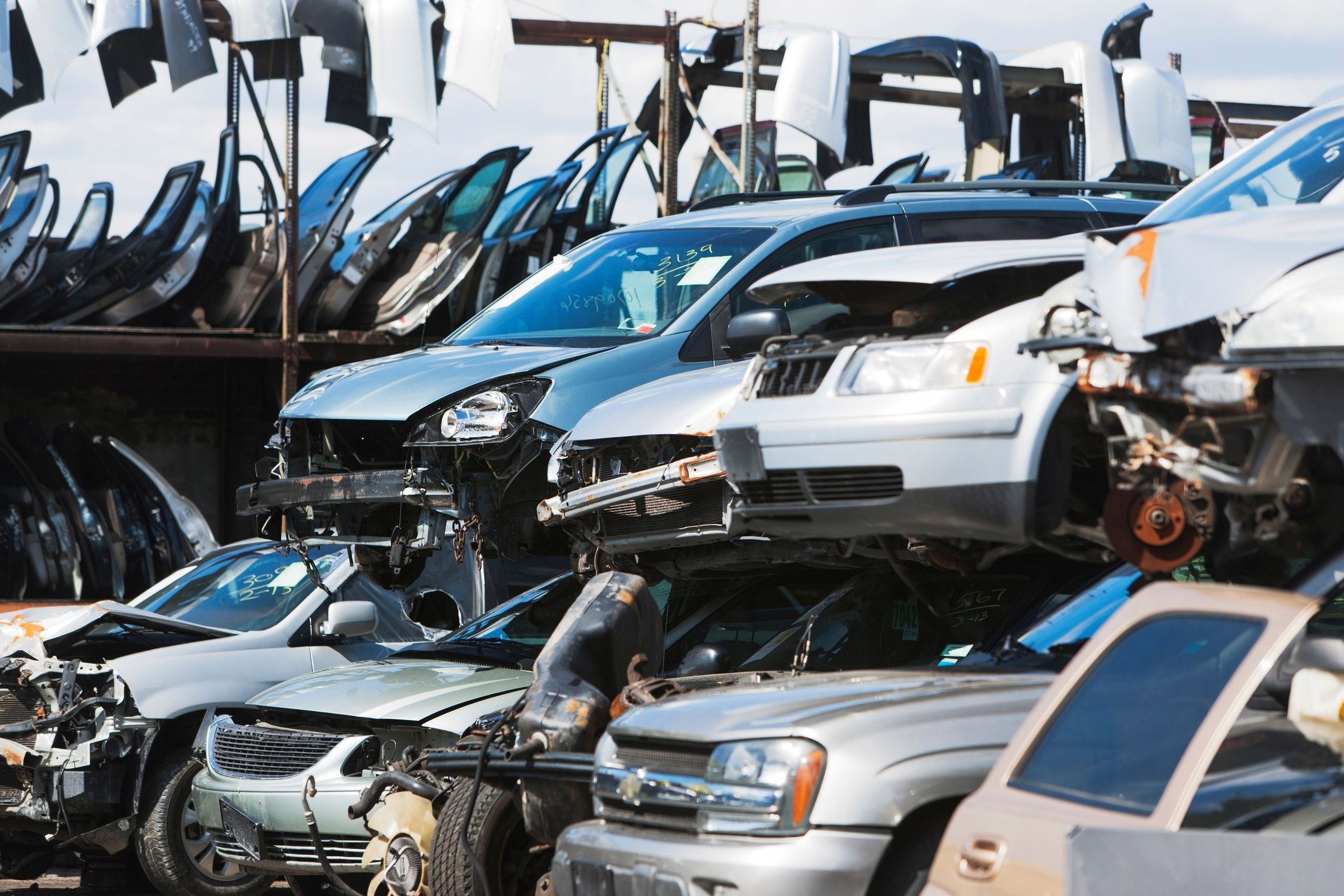 Auto Recycling Recent Trends, Statistics, Opportunities, and ...