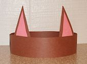 Cat Ears Headband Craft