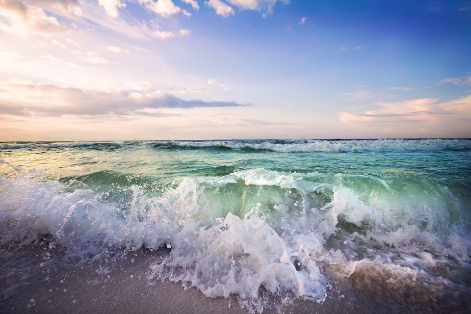 New Smyrna Beautiful Waves