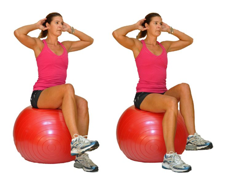 Core Exercises: 10 Medicine Ball Moves for Strong Abs