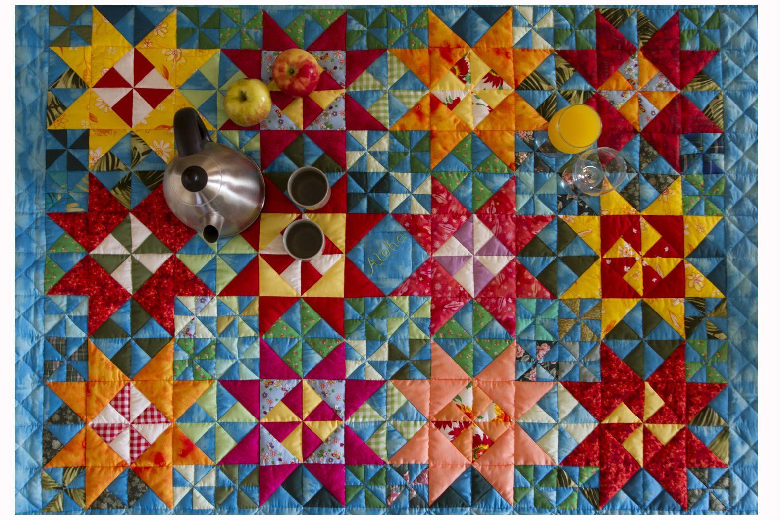 Get Crafty and Learn How to Make Your Own Quilts : quilt photo - Adamdwight.com