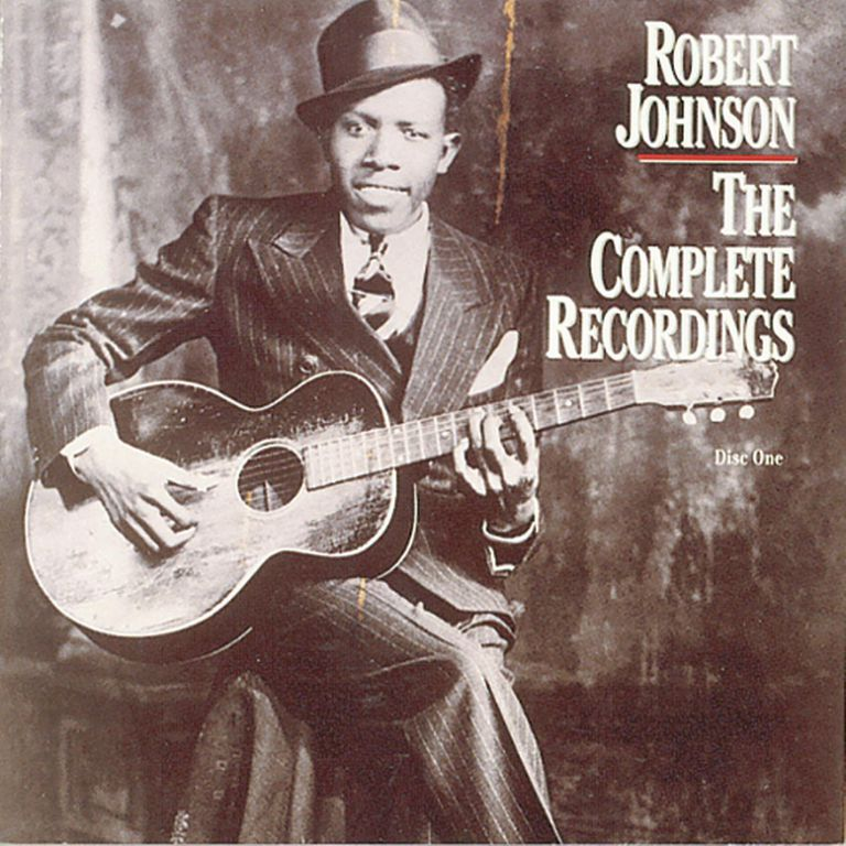 Robert Johnson - 'The Complete Recordings'